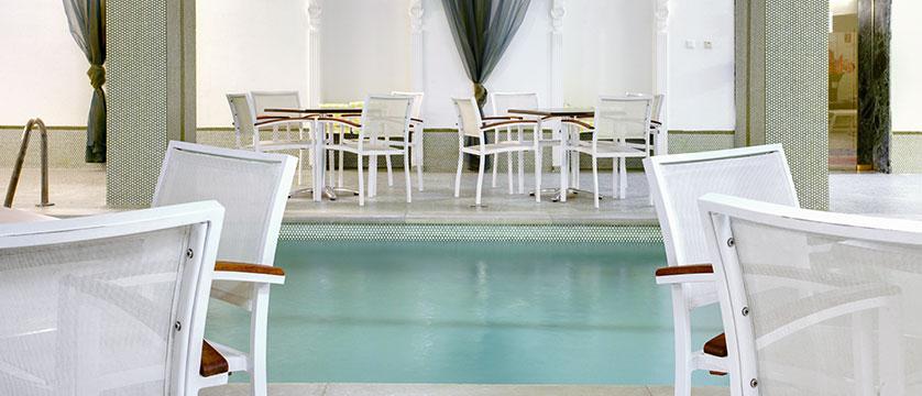 Hotel Tyrol & Alpenhof, Seefeld, Austria - Indoor pool area.jpg